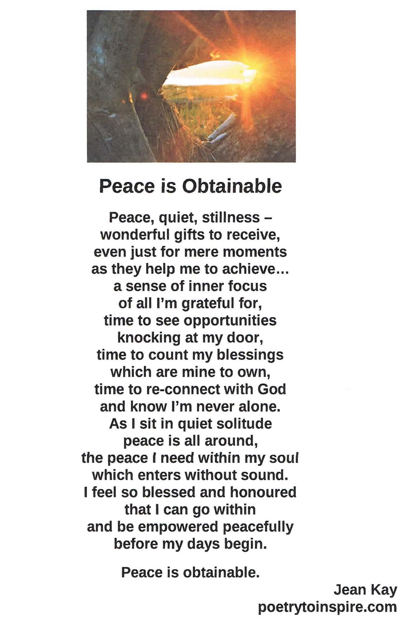 peace-is-obtainable
